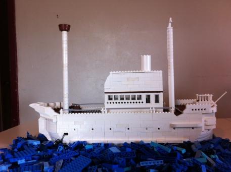 1. Profile at sea