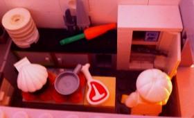 2. open fridge