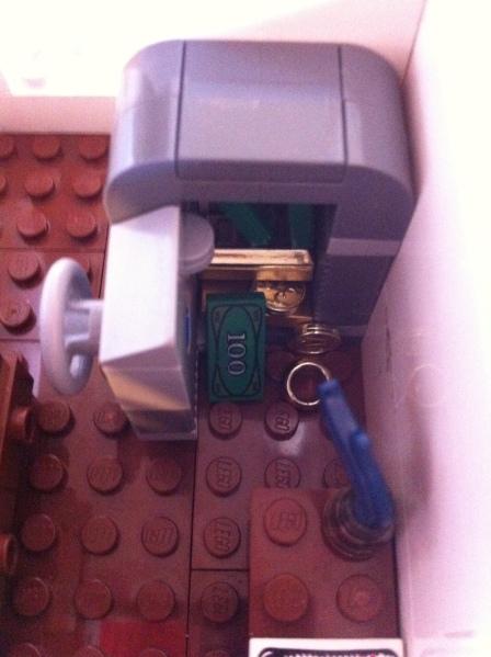 4. open safe